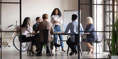Staff equity meeting